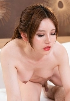 Hot two transsexuals Allison and Masem Double Blowjob