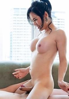 Mimi Cock to Cock Sumata Masturbation